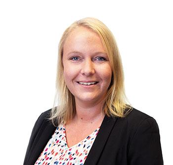 Anja Lork - Mitarbeiterin Steuerkanzlei HahnMohr Hamburg