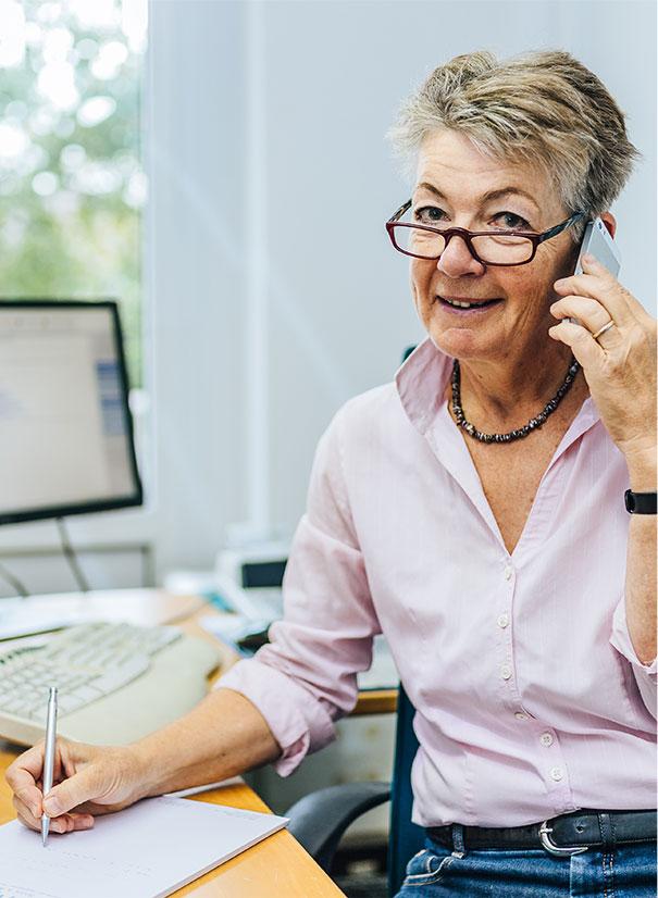 Ursula Mohr - Profi für Steuererklärung Hamburg Wandsbek