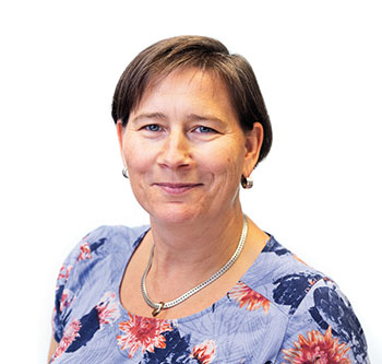 Karina Wieschmann - Mitarbeiterin Steuerkanzlei HahnMohr Hamburg