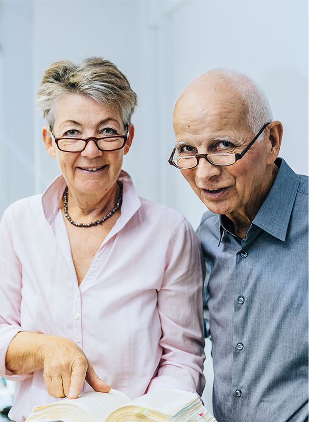 Ursula Mohr & Helmut Hahn - Steuerberater Hamburg Tonndorf