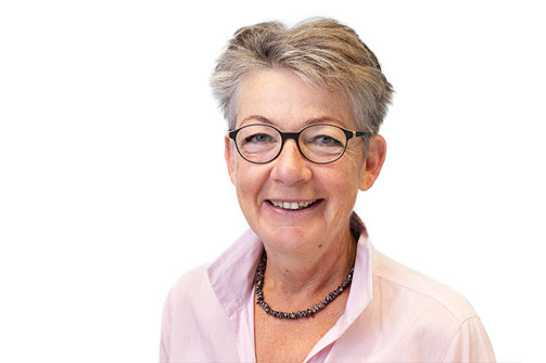 Ursula Mohr - - Inhaberin Steuerkanzlei HahnMohr Hamburg